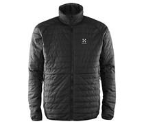 Haglöfs: Herren Outdoorjacke Barrier Lite Jacket, schwarz