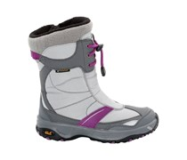 Jack Wolfskin: Girls Snowboot Icefield, purple