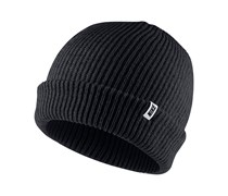 Nike Mütze / Beanie Core, schwarz