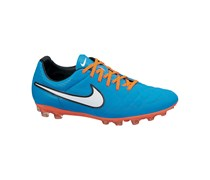 Nike Herren Fußballschuh Kunstrasen Tiempo Legacy AG, blau