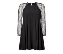 Juicy Couture Mini-Dress mit Spitze - black