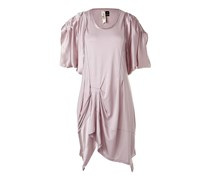 Bird by Juicy Couture Light Mauve Royal Jersey Tunic-Dress - rose