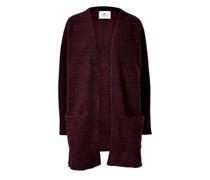 Oversize-Cardigan aus Wolle und Mohair
