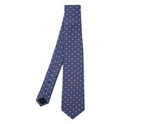 Original print silk tie