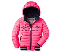 Gaastra Steppjacke Tell Tale Kids pink Kinder