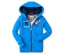 Gaastra Fleece Jacket Luff Kids Blau