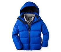 Gaastra Winterjacke Shoreliner Kids royal blau Kinder