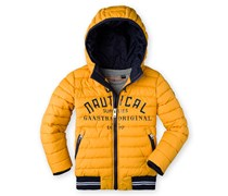 Gaastra Steppjacke Tell Tale Kids gelb Kinder