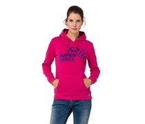 Gaastra Hoodie Calgary pink Damen