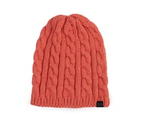 Cable Knit Beanie, chlgrd, Unisex