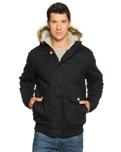 mazine herren linus jacket black herren 29 reduziert. Black Bedroom Furniture Sets. Home Design Ideas