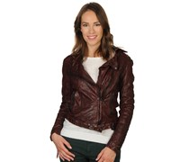 Jordan Sheep Leather, ox red, Damen