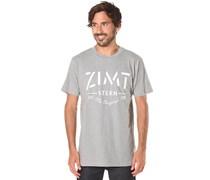 Zimtstern TSM Stence - T-Shirt für Herren - Grau
