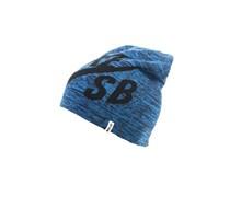 Wrap - Mütze - Blau