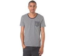 Bryze - T-Shirt für Herren - Grau Zimtstern