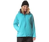 Utvak II - Snowboardjacke für Damen - Grün