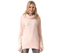 Figureskat C - Kapuzenpullover für Damen - Pink