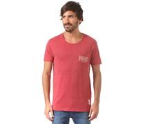 Bryze - T-Shirt für Herren - Rot
