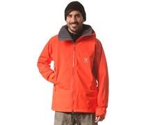 Couloir IV - Snowboardjacke für Herren - Orange
