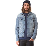 Warriors Denim - Jacke für Herren - Blau Ezekiel