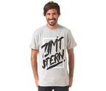 Framebreaker - T-Shirt für Herren - Grau Zimtstern