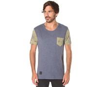 Zimtstern Marvelo - T-Shirt für Herren - Blau Zimtstern