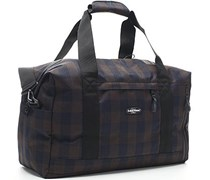 Herren EASTPAK Steward blue-brown Check  kariert