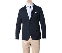 Herren HUGO BOSS Sakko Menvin-W blau unifarben Klassisch,Fashion