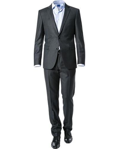 joop herren herren joop anzug finch brad grau meliert. Black Bedroom Furniture Sets. Home Design Ideas