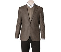 Herren HUGO BOSS Sakko brown 50208980/The Smith5/201  meliert