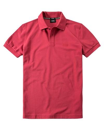hugo boss herren herren hugo boss polo shirt firenze logo. Black Bedroom Furniture Sets. Home Design Ideas
