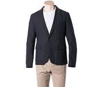 Herren BOSS Orange Sakko Borvette_R-W blau meliert,meliert Trendig,Fashion