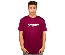 Zimtstern TSM Spray Logo T-Shirt
