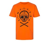 Zimtstern TSM_Chainringz T-Shirt orange