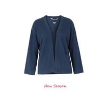 DEAR CASHMERE Cashmere-cardigan Farbe: dunkelblau