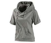 Bench Shelton Kapuzensweatshirt Damen in grau