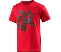 Jack Wolfskin Palmerston OC T-Shirt Herren, rot