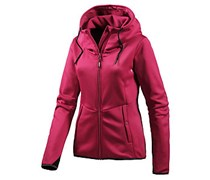 Bench Cinder Kapuzensweatjacke Damen in rosa