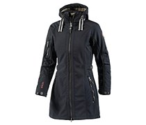G.I.G.A. DX Kanoya Softshellmantel Damen in schwarz