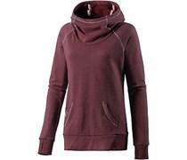 Bench Kapuzensweatshirt Damen, rot