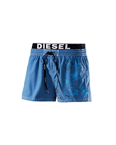 diesel barrely badeshorts herren in blau. Black Bedroom Furniture Sets. Home Design Ideas