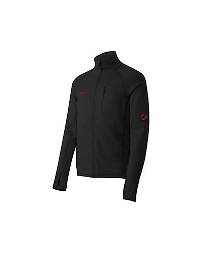 mammut herren mammut aconcagua jacket fleecejacke herren schwarz reduziert. Black Bedroom Furniture Sets. Home Design Ideas