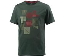Jack Wolfskin Palmerston OC T-Shirt Herren, grün