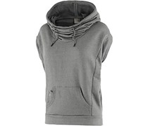 Bench Kapuzensweatshirt Damen in grau
