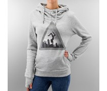 Bench Celet Hoody Grey Marl