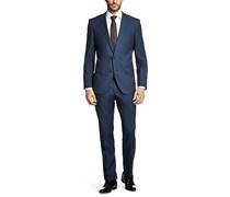 Slim-Fit Anzug ´Huge3/Genius2` aus Schurwolle