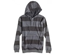 Hooded DC Rebel Stripe