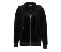 Juicy Couture Samt-Sweatjacke
