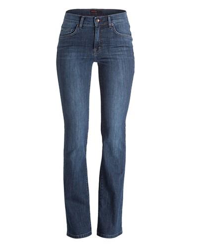 angels damen angels bootcut jeans luci reduziert. Black Bedroom Furniture Sets. Home Design Ideas