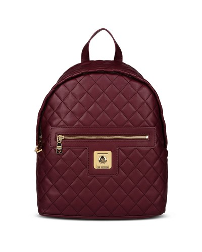 moschino damen official store love moschino rucksack taschen reduziert. Black Bedroom Furniture Sets. Home Design Ideas